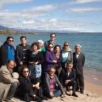 Författarmöte i de himmelska bergen